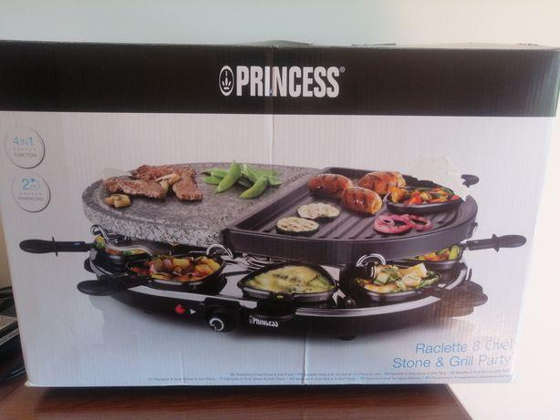 Raclette Princess 8 pessoas NOVA