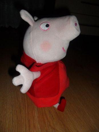 Мягкая игрушка Свинка Пеппа Peppa pig Принцесса оригинал