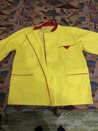 Продам поварскую куртку.