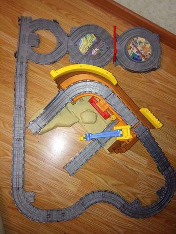 Железная дорога станция Томас трек