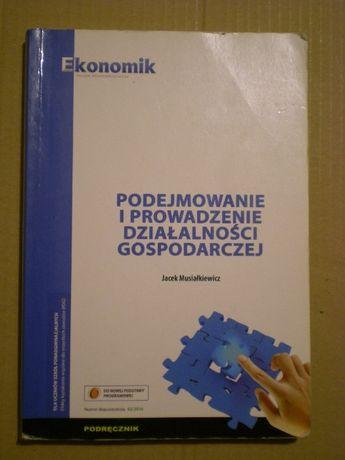 Podejmowanie i Prowadzenie Działalności Gospodarczej