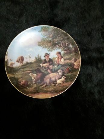 Тарелка настенная коллекционная
