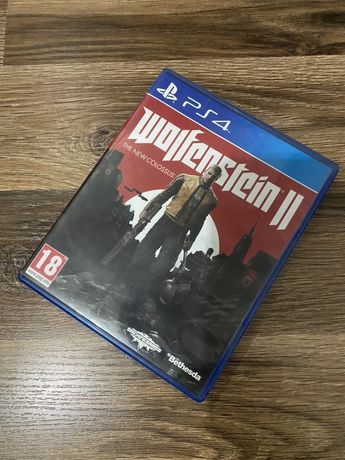 Wolfenstein 2 - the new Colossus PS4