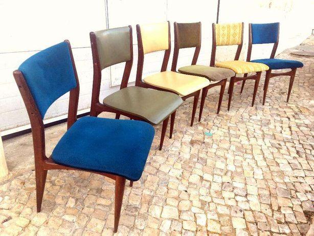 Cadeira olaio vintage 42comp X 48prof X 81.5alt