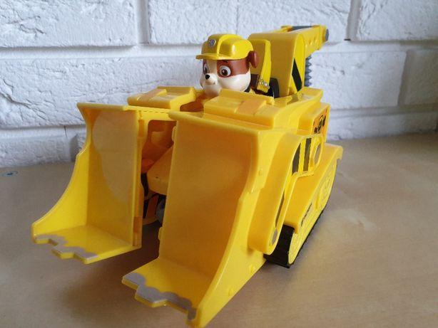 Spychacz Rubble - Psi Patrol