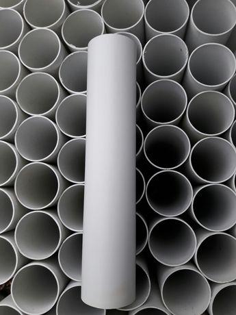 Tubo suporte crescimento alho francês hidroponia