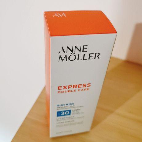 Protetor Solar Rosto c/ cor -Anne Möller-Express Double Sun Kiss- NOVO