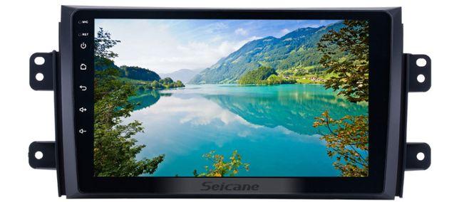 Radio nawigacja ANDROID Suzuki SX4 2006 do 2013 WiFi Bluetooth USB GPS