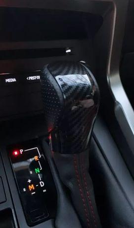 Lexus is,nx,es,rx,rc, карбоновая накладка