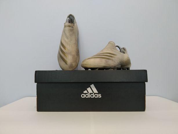 Adidas Ghosted+ FG Junior r. 38 24 cm buty piłkarskie korki lanki PRO