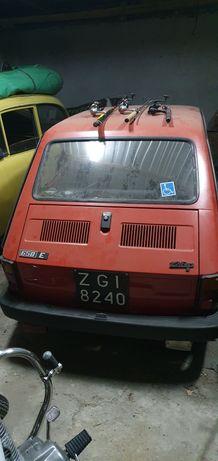 Fiata 126 650 E Gratiss