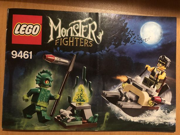 Lego Monster Fighters 9461