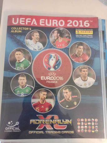 Caderneta Vazia Euro 2016 (Adrenalyn XL)