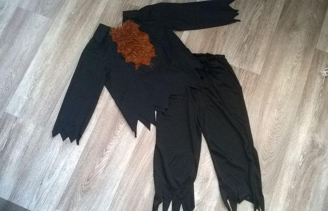 карнавальный костюм бармалея, льва, мишки в рубашке 3-5лет на мальчика