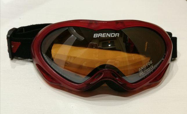 Gogle narciarskie Brenda dla dziecka