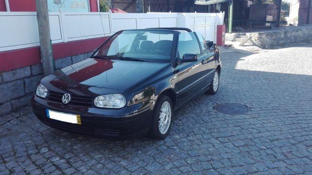 Volkswagen Golf 4 Cabriolet 1.6 101 CV como NOVO