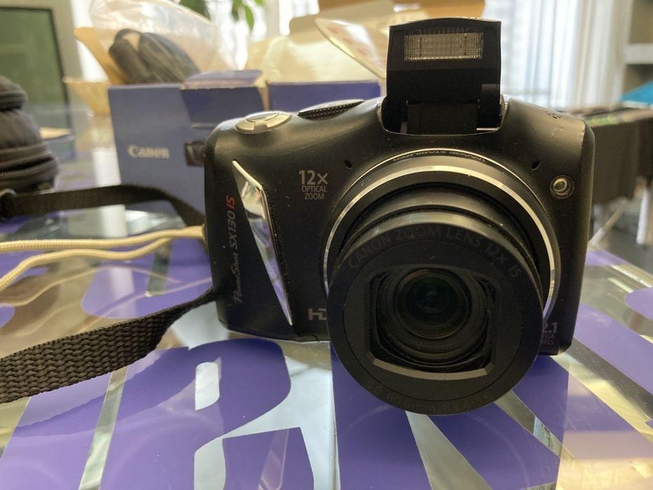 Фотоаппарат Canon PowerShot SX130 IS Одесса - изображение 1