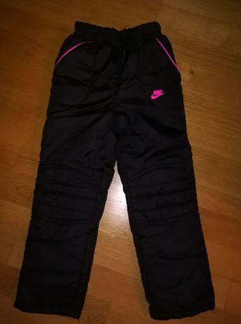 Зимние штаны на флисе, зимові штани утеплені