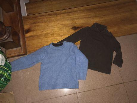 Roupa 6/9 meses e roupa 3/6 meses