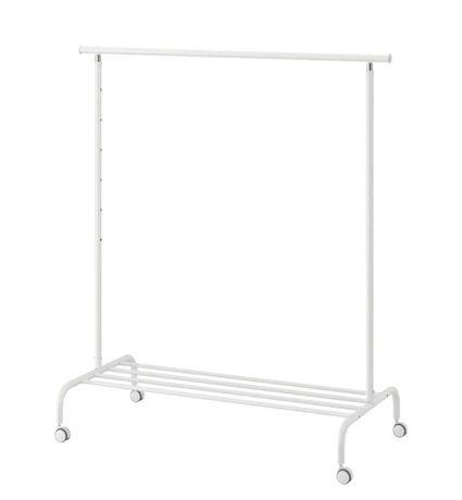 Charriot/ cabide Ikea nunca usado
