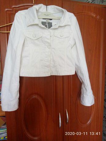 Пиджак бомбер куртка  джинсовка