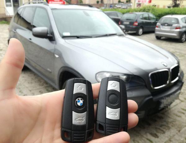 Kluczyk BMW X5 E70 naprawa