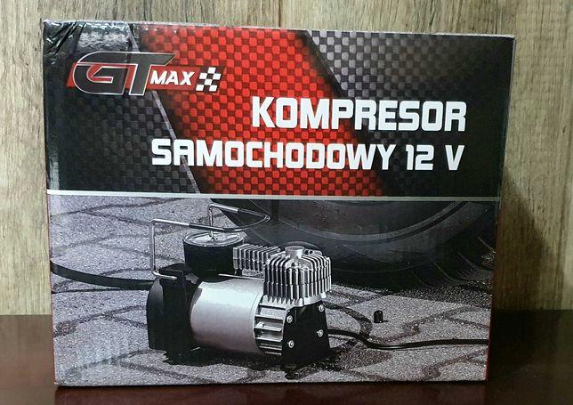 GT MAX kompresor samochodowy 12 V ADAPTERY IGŁA