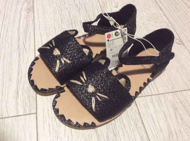 Босоножки Zara 34-35 cm