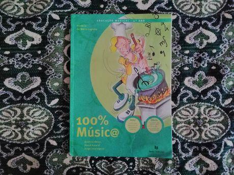 100% Música - Manual Ed. Musical 5 ano
