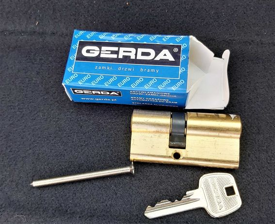 wkładka Gerda jeden klucz