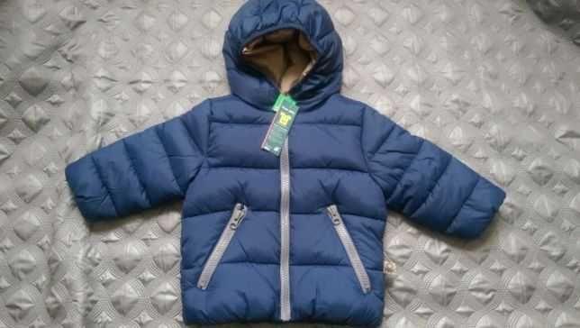Куртка Пуховик Benetton Hummel
