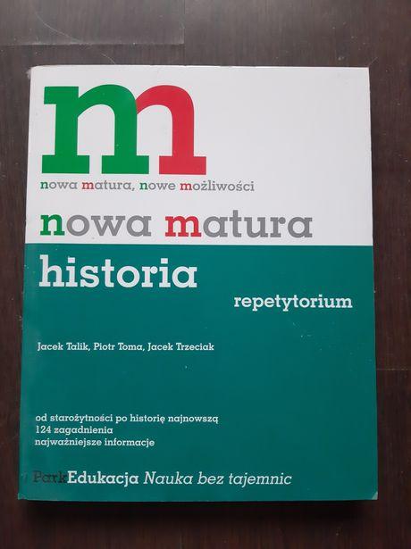 Repetyrorium Nowa matura - historia