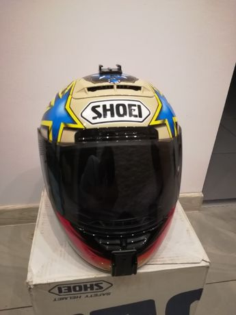 Kask motocyklowy shoei x-eleven norick rozmiar M
