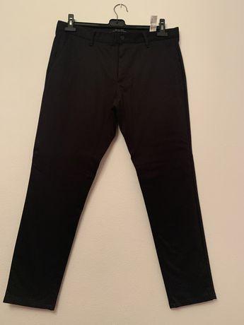 Calças pretas Zara