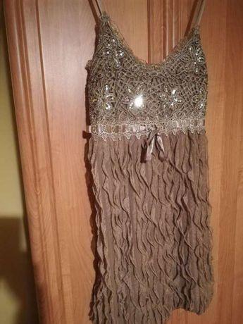 Sukienka wizytowo-imprezowa