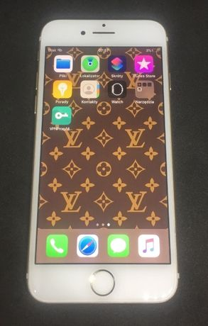iPhone 7 Złoty 32gb STAN IDEALNY + Szkło hartowane I Ładowarka