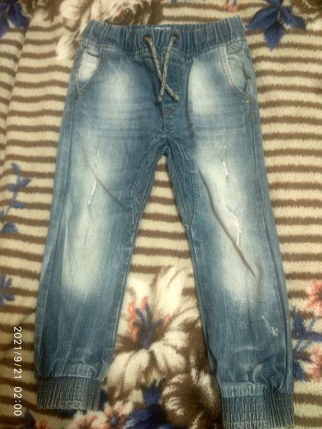 Модные штаны на мальчика