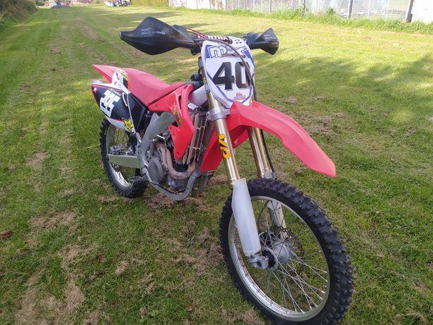 Honda crf 450 cross