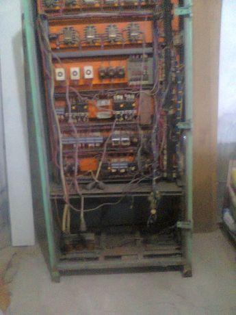 Электро шкаф управления станками с чпу