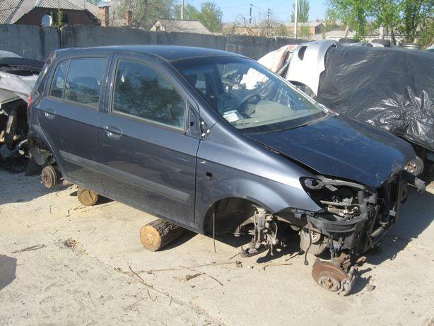Авторазборка Getz Запчасти Разборка Hyundai Гетс головка коллектор