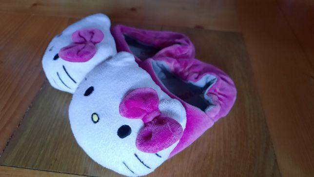 Super kapcie Hello Kitty r 30/31