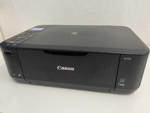 МФУ Canon Pixma with Wi-Fi (принтер Canon MG3640S)