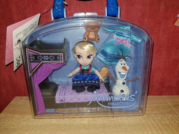 Набор кукла Эльза в чемоданчике,холодное сердце 2,Disney Animators Els