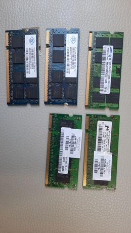 Pamięć RAM 5 sztuk