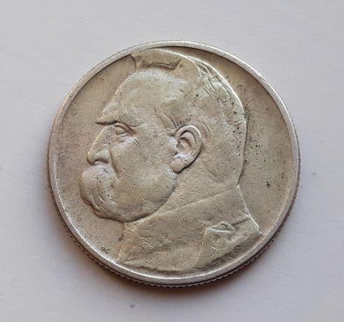 2 zł 1934 Józef Piłsudski moneta II RP