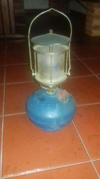 Candeeiro antigo(a gaz). Petromax.
