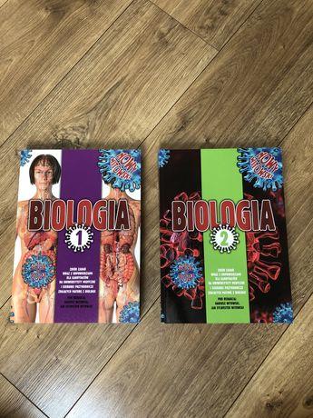 Zbiór zadań biologia 1 i 2 (witkowski)