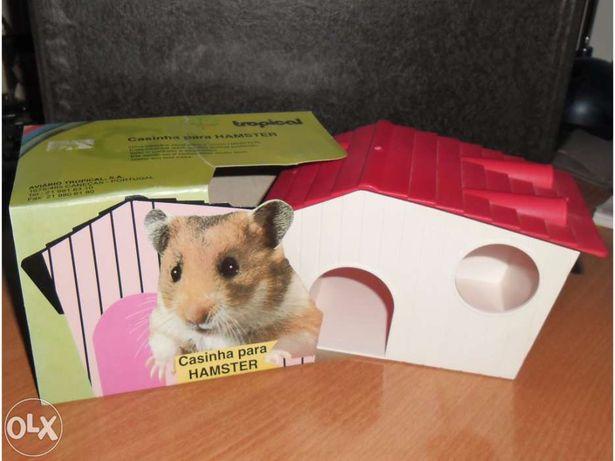 Casa Ideal para Hamsters
