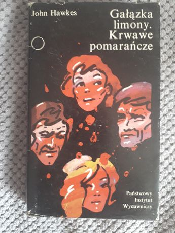 """J. Hawkes, """"Gałązka, limony. Krwawe pomarańcze""""."""