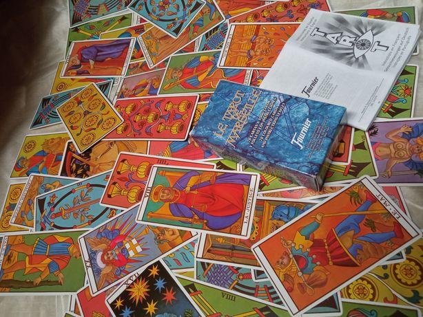 Cartas Tarot Marselha